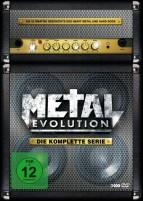 Metal Evolution - Die komplette Serie (DVD)