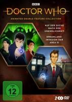 Doctor Who - Auf der Suche nach der Unendlichkeit & Dreamland: Invasion der Area 51 - Anime Double Feature Collection (DVD)