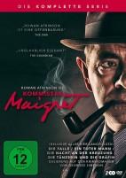 Kommissar Maigret - Die komplette Serie (DVD)