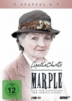 Agatha Christie - Marple - Staffel 04 (DVD)