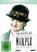 Agatha Christie - Marple - Staffel 05 (DVD)