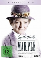 Agatha Christie - Marple - Staffel 06 (DVD)