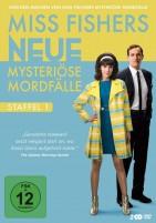 Miss Fishers neue mysteriöse Mordfälle - Staffel 01 (DVD)