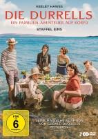 Die Durrells - Ein Familien-Abenteuer auf Korfu - Staffel 01 (DVD)