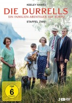 Die Durrells - Ein Familien-Abenteuer auf Korfu - Staffel 02 (DVD)