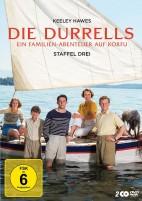 Die Durrells - Ein Familien-Abenteuer auf Korfu - Staffel 03 (DVD)