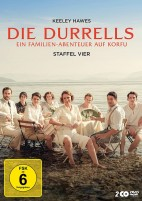 Die Durrells - Ein Familien-Abenteuer auf Korfu - Staffel 04 (DVD)