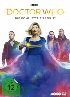 Doctor Who - Staffel 12 (DVD)