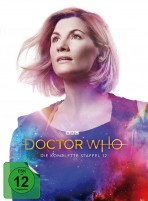Doctor Who - Staffel 12 / Limited Mediabook (DVD)