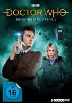 Doctor Who - Staffel 02 (DVD)
