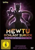 Pokémon: Mewtu schlägt zurück - Evolution (DVD)