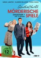 Agatha Christie - Mörderische Spiele - Collection 7 (DVD)