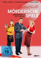 Agatha Christie - Mörderische Spiele - Collection 8 (DVD)