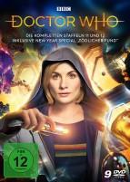 "Doctor Who - Staffel 11 +12 inkl ""Tödlicher Fund"" / Limited Edition (DVD)"