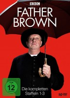 Father Brown - Staffel 1-3 / Limited Edition (DVD)