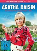 Agatha Raisin - Staffel 1-3 / Limited Fan Edition inkl. Poster (DVD)
