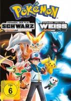Pokémon - Der Film: Schwarz - Victini und Reshiram & Weiß - Victini und Zekrom (DVD)