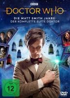 Doctor Who - Die Matt Smith Jahre - Der komplette elfte Doktor (DVD)
