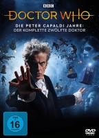 Doctor Who - Die Peter Capaldi Jahre: Der komplette zwölfte Doktor (DVD)