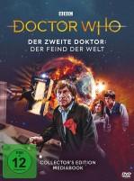 Doctor Who - Der Zweite Doktor: Der Feind der Welt - Limited Edition Mediabook (DVD)