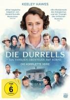 Die Durrells - Ein Familien-Abenteuer auf Korfu - Die komplette Serie (DVD)