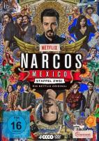 Narcos: Mexico - Staffel 02 (DVD)