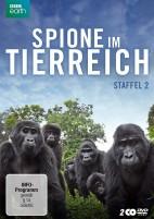 Spione im Tierreich - Staffel 2 (DVD)