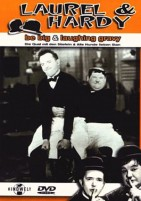 Laurel & Hardy - Be Big & Laughing Gravy (DVD)