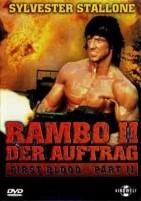Rambo II - Der Auftrag - 1. Auflage (DVD)