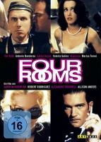 Four Rooms - Neuauflage (DVD)