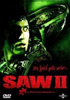 SAW II - Das Spiel geht weiter (DVD)