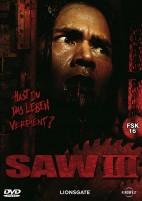 SAW III - Hast du das Leben verdient? - FSK 16 (DVD)