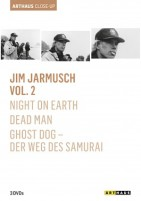 Jim Jarmusch - Arthaus Close-Up / Vol. 02 (DVD)
