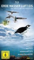 Erde Wasser Luft Eis - Die grosse Naturfilm Edition (Blu-ray)