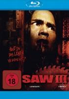 SAW III - Hast du das Leben verdient? (Blu-ray)