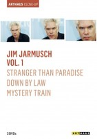 Jim Jarmusch - Arthaus Close-Up / Vol. 01 (DVD)