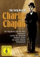 The Very Best of Charlie Chaplin (DVD)
