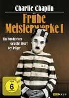 Charlie Chaplin - Frühe Meisterwerke 1 (DVD)