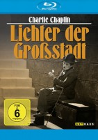 Charlie Chaplin - Lichter der Großstadt (Blu-ray)