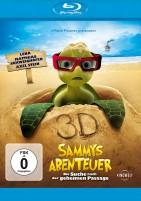 Sammys Abenteuer 3D - Die Suche nach der geheimen Passage - Blu-ray 3D (Blu-ray)