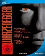 Arnold Schwarzenegger - Steel Edition (Blu-ray)