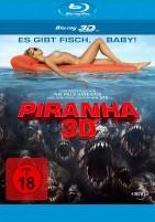 Piranha 3D - Blu-ray 3D (Blu-ray)