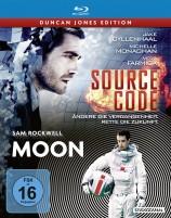 Source Code & Moon - Duncan Jones Edition (Blu-ray)