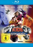 Spy Kids 3 - Game Over 3D - Blu-ray 3D (Blu-ray)