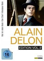 Alain Delon Edition - Vol. 02 (DVD)