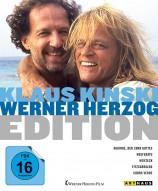 Klaus Kinski & Werner Herzog Edition (Blu-ray)
