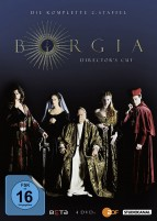 Borgia - Staffel 02 / Director's Cut (DVD)