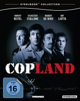 Cop Land - Director's Cut & Kinofassung / Steelbook Collection (Blu-ray)