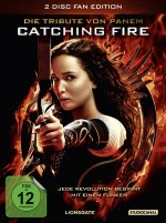 Die Tribute von Panem - Catching Fire - Fan Edition (DVD)