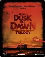 From Dusk Till Dawn - Trilogy / Limited Uncut Steelbook Edition (Blu-ray)